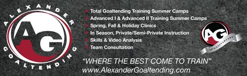 Alexander Goaltending