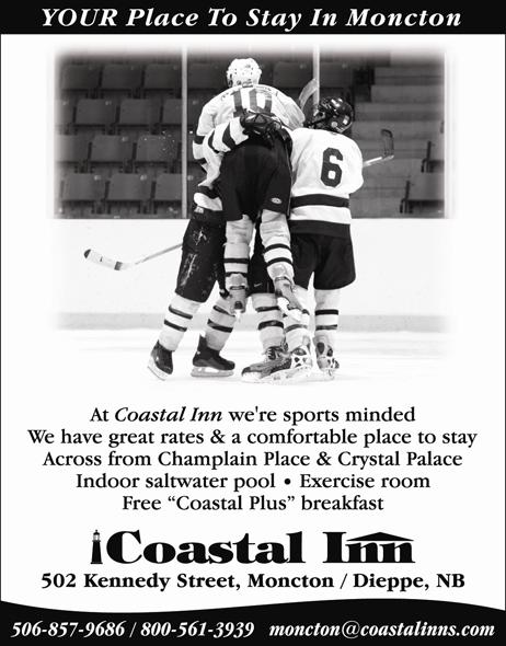 Coastal Inn Ad