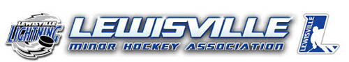 Lewisville minor hockey