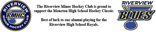 Riverview minor hockey